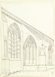 Dorchester Abbey, chancel